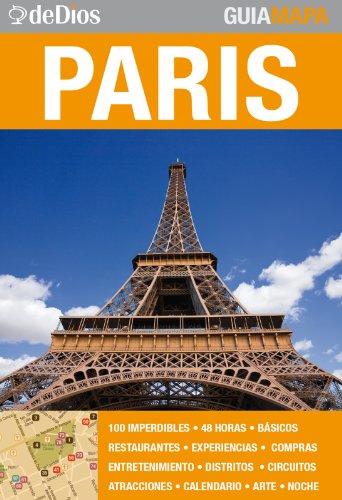 Guía Mapa París por Julián de Dios