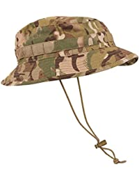 British Special Forces Short Brim Bush Hat - MTP Camo