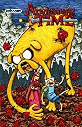 [Adventure Time, Volume 3: Seeing Red] (By: Kate Leth) [published: March, 2014]