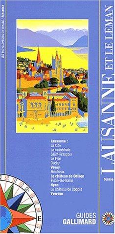 Lausanne et le Léman (ancienne édition) par Collectif