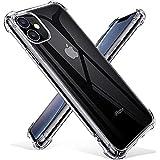 Cover iPhone 6, Cover iPhone 6S, Joyguard Custodia iPhone 6 Custodia iPhone 6 Ibrido Rigido Plastica Retro + Morbido TPU Telaio [Protettivo] [Sottile] [Leggero] [Anti-Graffio]- 4.7'-Nero
