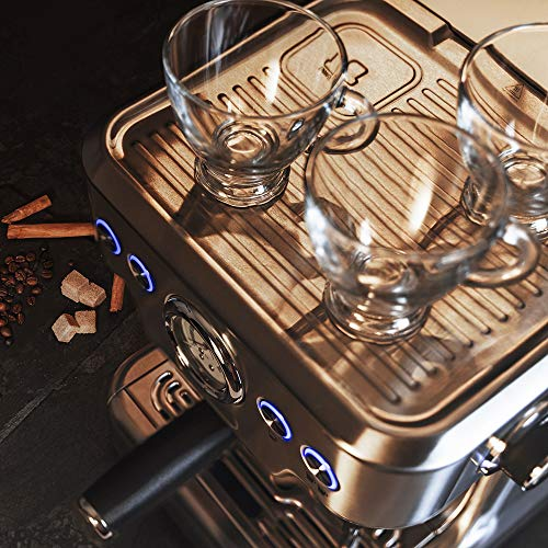 Cecotec cafetera Express Power Espresso 20 Barista Pro