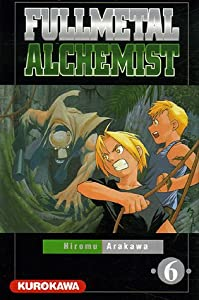 Fullmetal Alchemist Edition simple Tome 6