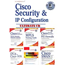 The Ultimate Cisco and Security and IP Configuration CD