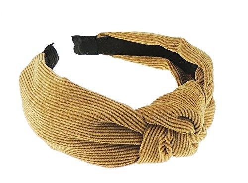 Haarreif für Mädchen und Damen, geflochtenes Kordband