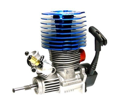 Xiang Racing S30 Sh-28 Hsp Rc Model Engines 4.57cc Blue 28 Nitro Engine 4.57cc Rc 1:8 Car Buggy Truck Truggy by xiangtat