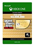 Grand Theft Auto Online - GTA V Whale Shark Cash Card | 3,500,000 GTA-Dollars | Xbox One - Codice download