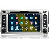 likecar 6,2pulgadas S160pantalla táctil Quad Core Android 4.4.4para Hyundai Santa Fe 2007–2012Auto Radio 2DIN GPS Sistema multimedia OBDII Carmedien DVR 3G WiFi