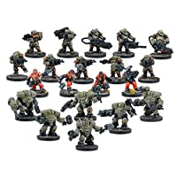 Mantic Games 5060208869262 - Deadzone - Forge Father Faction Starter - Spiele