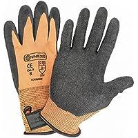 Connex COX938608 Handschuhe mit Klettverschluss, Gr. 8