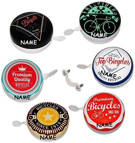 1-Stck--groe-Fahrradklingel-Vintage-Retro-Look-Premium-Bicycles-incl-Name-Metall-Klingel-Ding-Dong-Fahrradglocke-fr-das-Fahrrad-Lenkerklingel-50er-Jahre-universal-auch-fr-Roller-und-Dreirad-Laufrad-Er