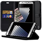 Samsung Galaxy Note 7 Hülle, Profer [Premium Leder Serie]