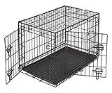 Petface Wire Dog Crate, Medium 91 cm