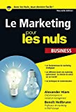 Le Marketing pour les Nuls poche business - Best Reviews Guide