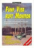 Fünf Vier ruft Monitor