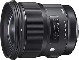 Sigma 24 mm F1,4 DG HSM Objektiv (77 mm Filtergewinde) für Canon Objektivbajonett