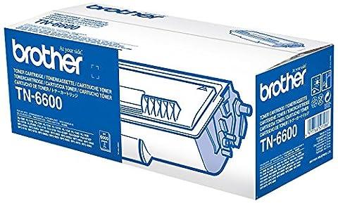 Brother Fax 8360 P (TN-6600) - original - Toner black - 6.000 Pages