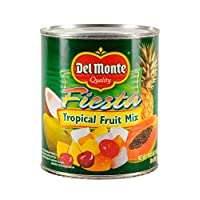 Del Monte Fiesta Mixed Fruit in Syrup - 850 gm