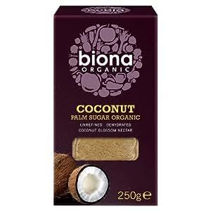 Biona Organic Coconut Palm Sugar, 250g