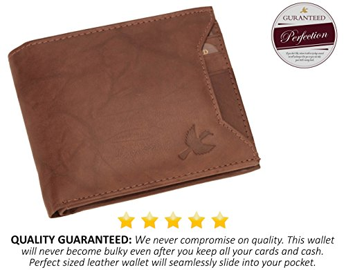 Hornbull-Mens-Washed-Brown-Rigohill-Leather-Wallet