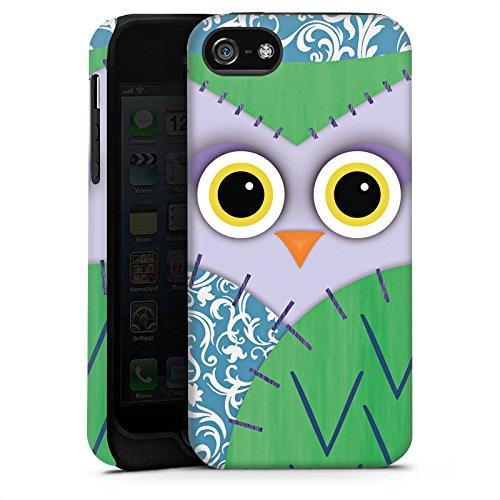 Apple iPhone X Silikon Hülle Case Schutzhülle Owl Eule Kinder Tough Case matt