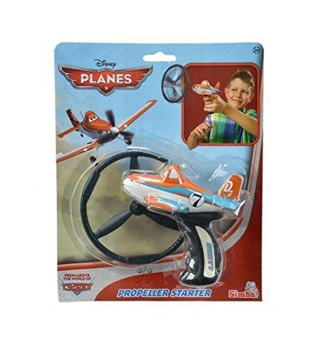 Simba 107057738 - Planes Blister Elica Lancio