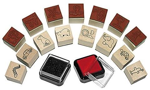 Eduplay 220047 Fun Mini Stamps