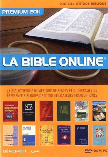 La Bible online version premium 2011 : Logiciel d'étude biblique (1Cédérom) par Clé