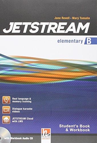 Jetstream Elementary. Libro Del Alumno Y Cuaderno De Ejercicios B+