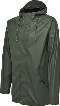 hummel Men's Hmlroonie Rain Coat Jacket