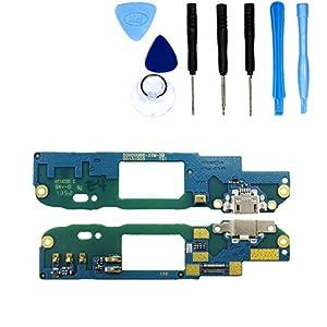 teparto Dock Connector für HTC Desire 816 Ladebuchse mit Werkzeugset