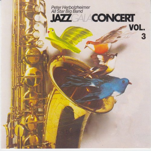 Jazz Gala Concert, Vol.3 (Peter Herbolzheimer All Star Big Band) -