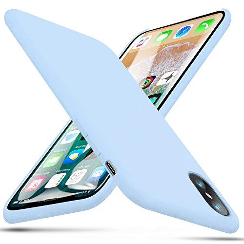 Funda iPhone X, BKSTONE Carcasa prueba de golpes de goma y...