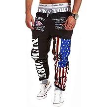 MT Styles Trainingshose NEW YORK Sporthose R-520
