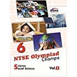 NTSE-NMMS/Olympiads Champs Class 6 Science/Social Science - Vol. 1