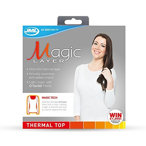 Jml magic layer - sous-pull magique - maillot...