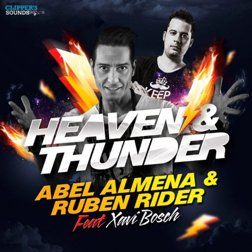 Im Rider Song Download: Heaven & Thunder (feat. Xavi Bosch) [Electromonster