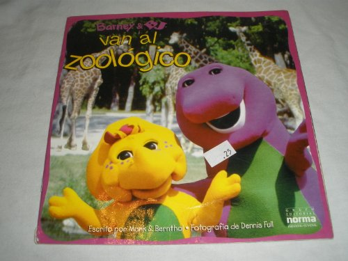 Barney & BJ Van Al Zoologico