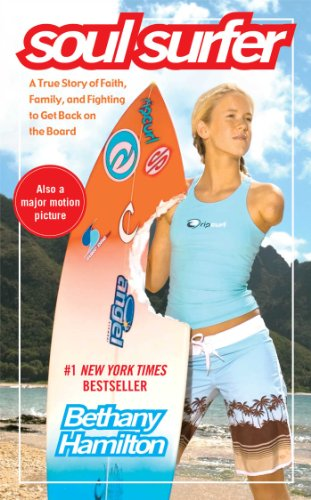 Soul Surfer: A True Story of Faith, Family, and Fighting to Get Back on the Board (English Edition) por Bethany Hamilton