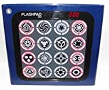 FlashPad 3.0 LED Touchscreen Handheld Game w/Score Reader, Light & Sound (Blue) by FlashPad