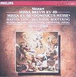 Mozart: Missa Brevis 49 & 66