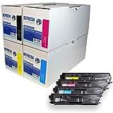 Refresh cartucce rigenerate sostituzione della cartuccia di toner per Brother TN329BK (multicolore)