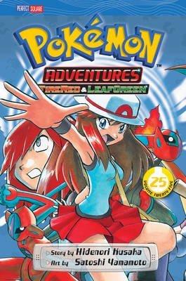 [Pokemon Adventures: 25] (By: Hidenori Kusaka) [published: December, 2014]