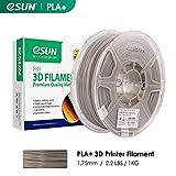 eSUN Filament PLA+ 1.75mm, Imprimante 3D Filament PLA Plus, Précision Dimensionnelle +/- 0.03mm, 2.2 LBS (1KG) Bobine Pour Imprimante 3D, Bleu Lumineux