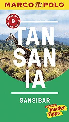 Preisvergleich Produktbild MARCO POLO Reiseführer Tansania, Sansibar: Reisen mit Insider-Tipps. Inklusive kostenloser Touren-App & Update-Service