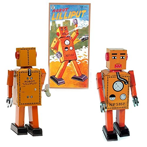 SCHYLLING-SC-MS393-Lilliput-Robot-Large-by-Schylling