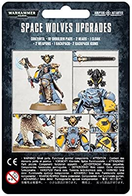 Améliorations Space Wolves 53-80 - Warhammer 40,000