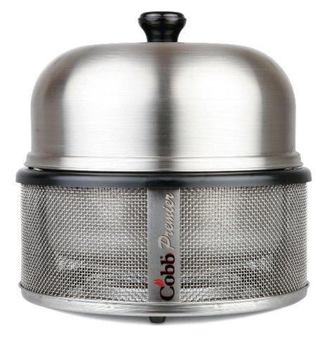 Cobb Holzkohle-Grill-System, mit Tragetasche und Griddle, 32cmØ - Copp Grill