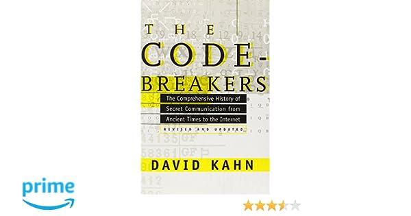 Amazon fr - The Codebreakers - David Kahn - Livres