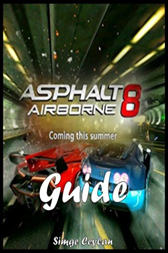 Asphalt 8: airborne strategy guide   kitap, müzik, dvd, çok.